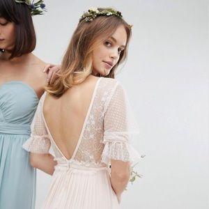 ASOS Bridesmaid dress size 6